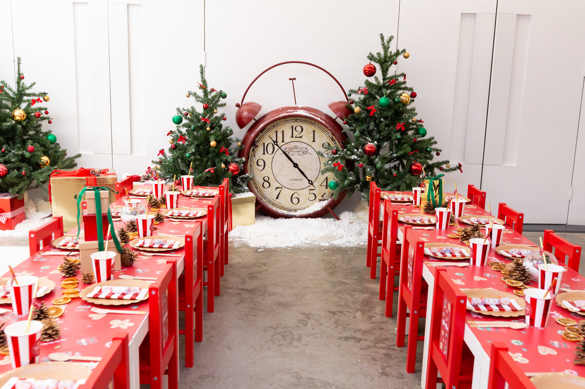 Flik Flak Callie Pettigrew Event Styling Design Set Christmas