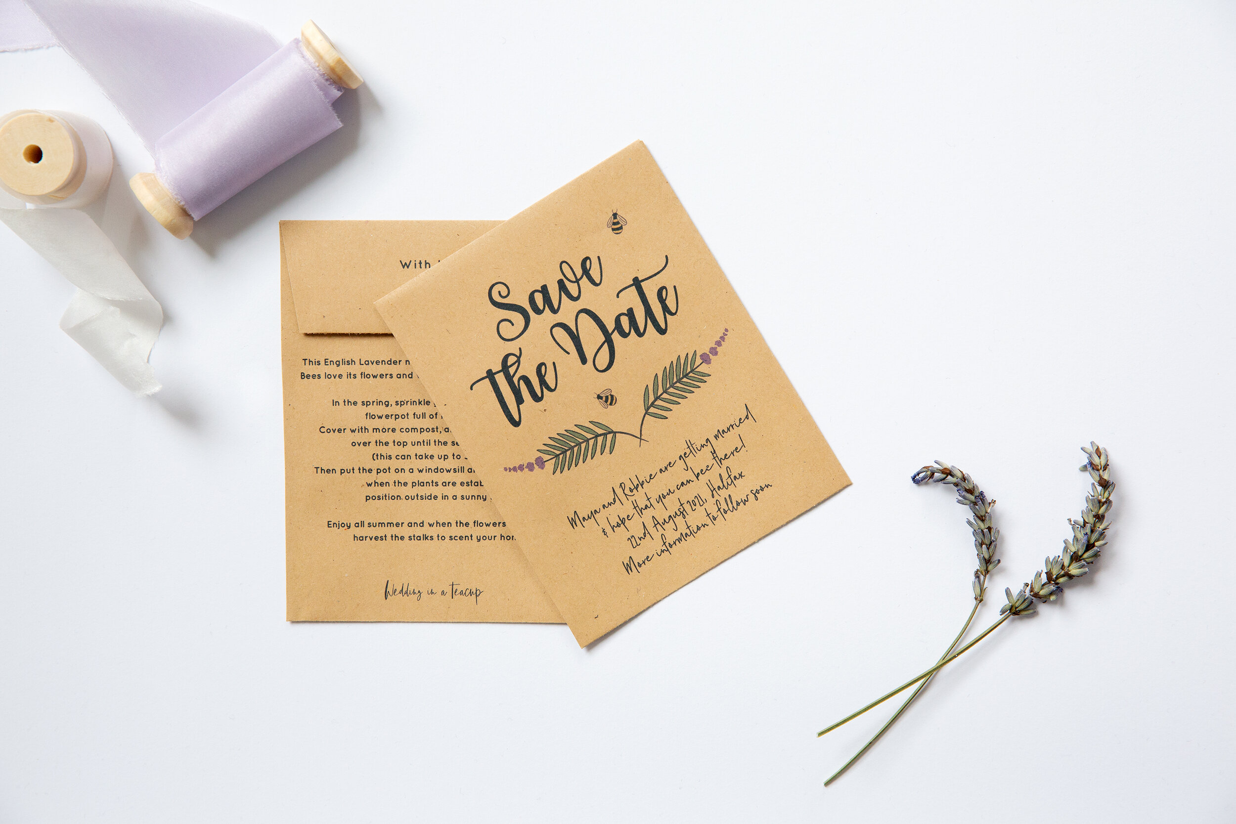 Wedding in a teacup Callie Pettigrew Product styling & Photography