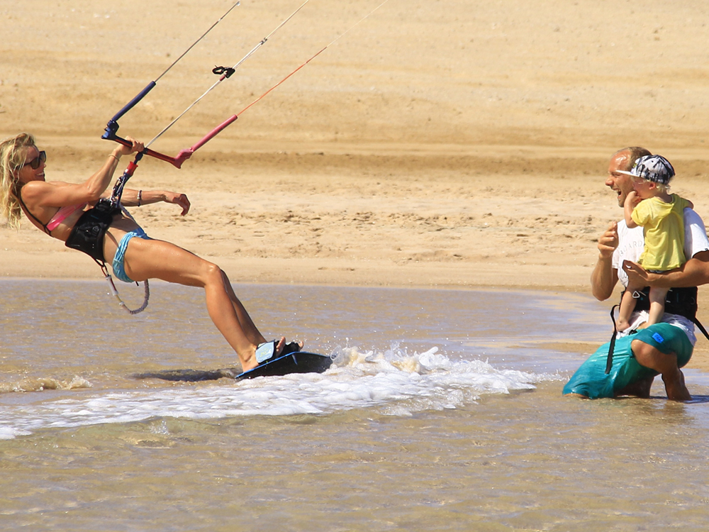 Kitesurfing coaching family kitesurfing holidays.jpg