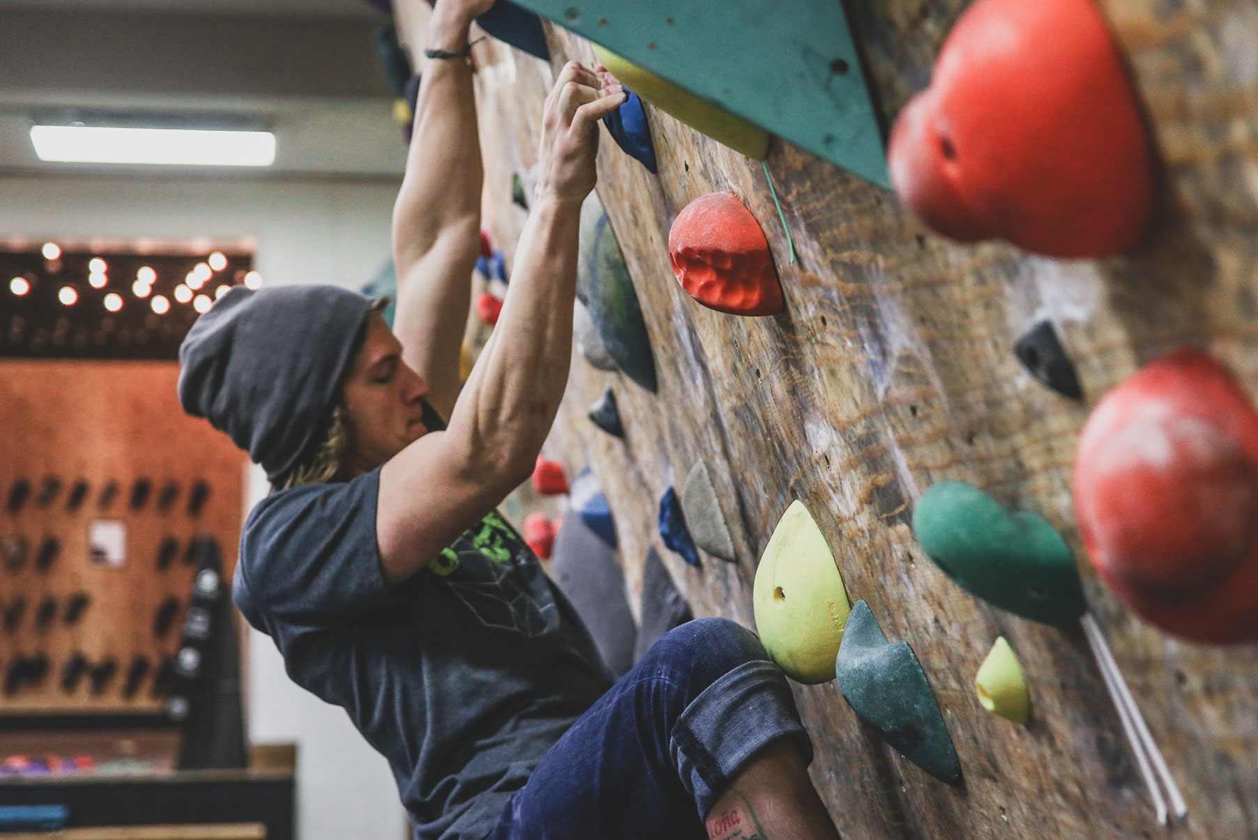 Thursday College Night - Climb for $10.00 with a college ID