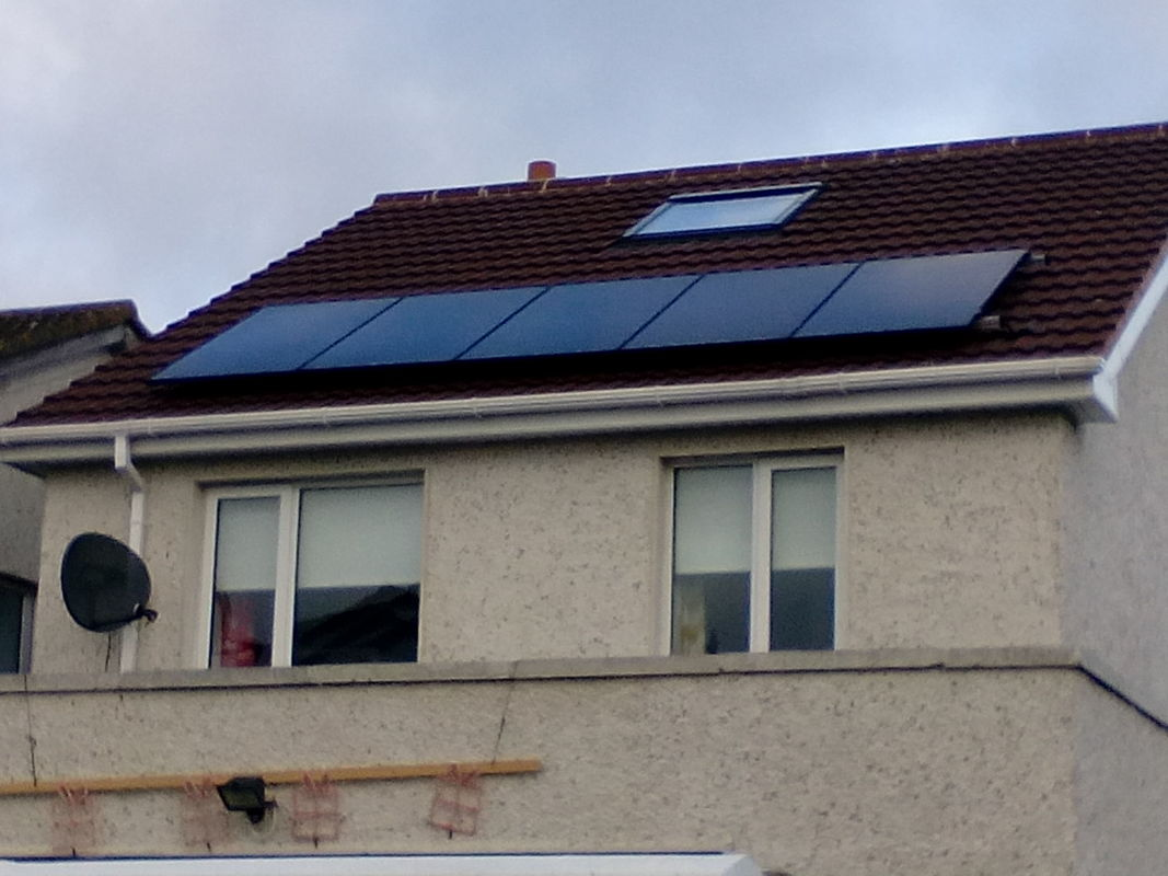 1.5 kw array in Dublin