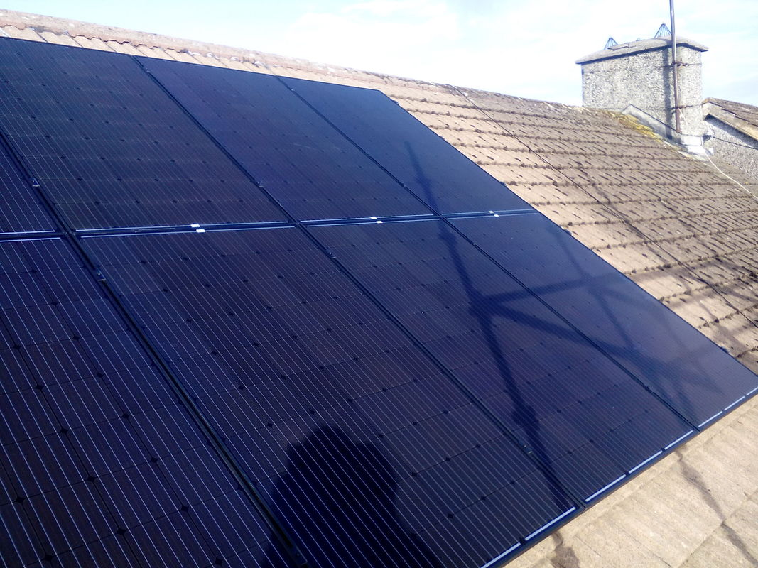 Completed 3 KW in Athlone centre