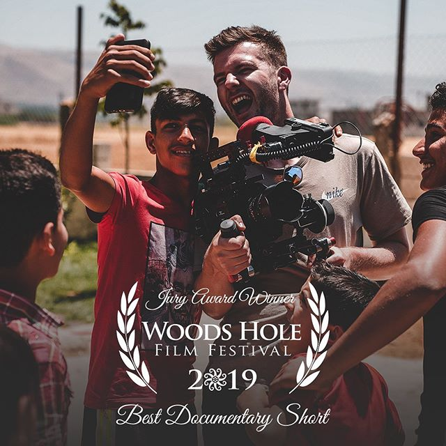 Amazing news! We're delighted to have received the Jury Award for Best Documentary Short at @woodsholefilmfestival