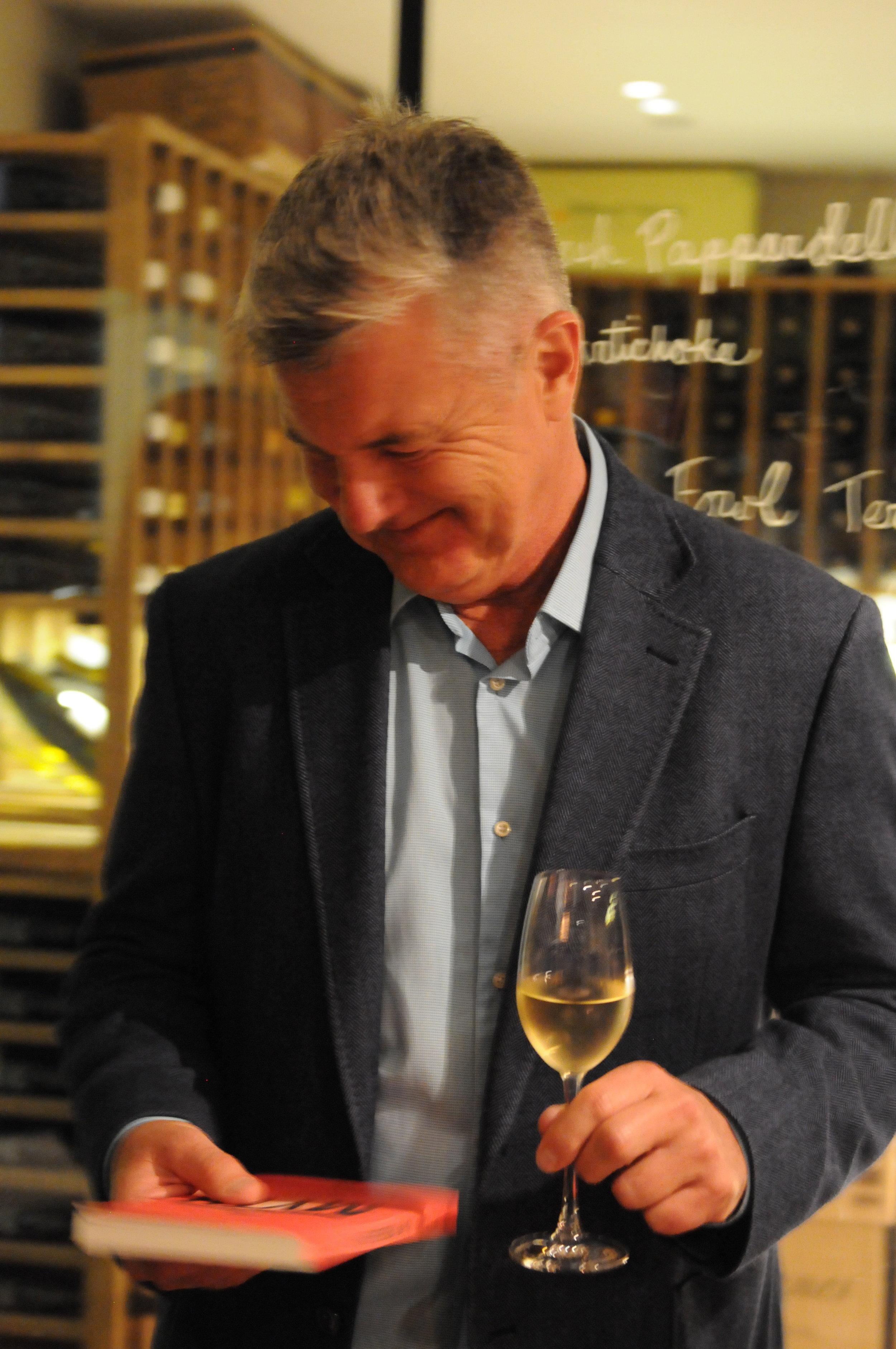 Colin Brett at the Chapters Dinner.JPG
