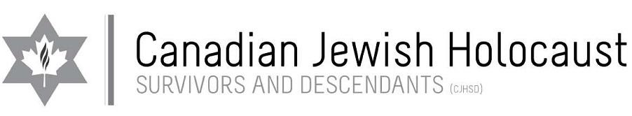 Canadian Jewish Holocaust Survivors and Descendants Logo.jpg