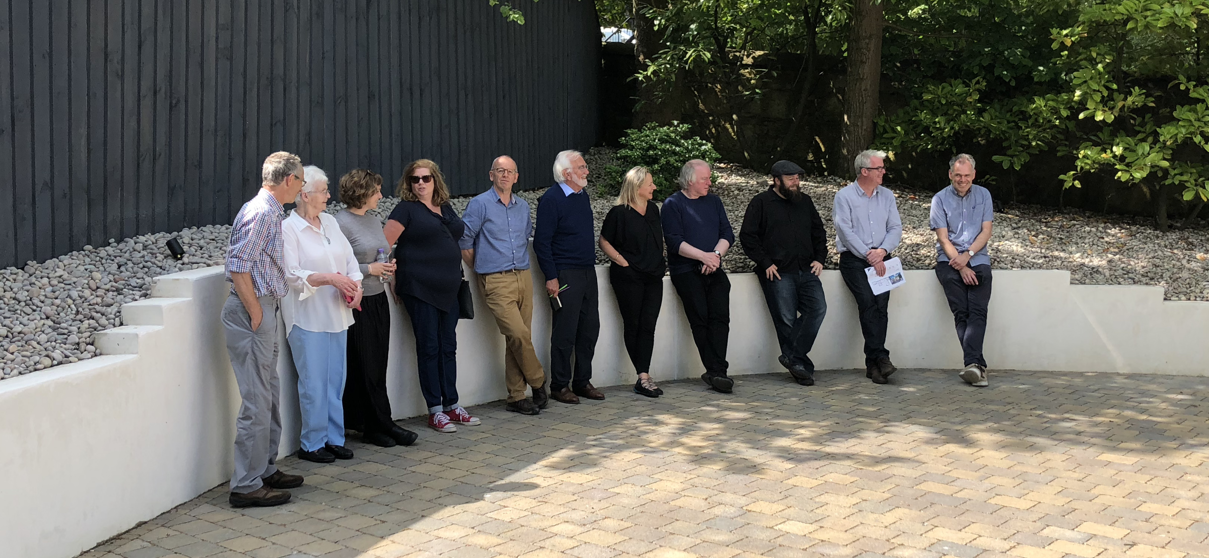 Saltire Awards Judges visit The Coach House!