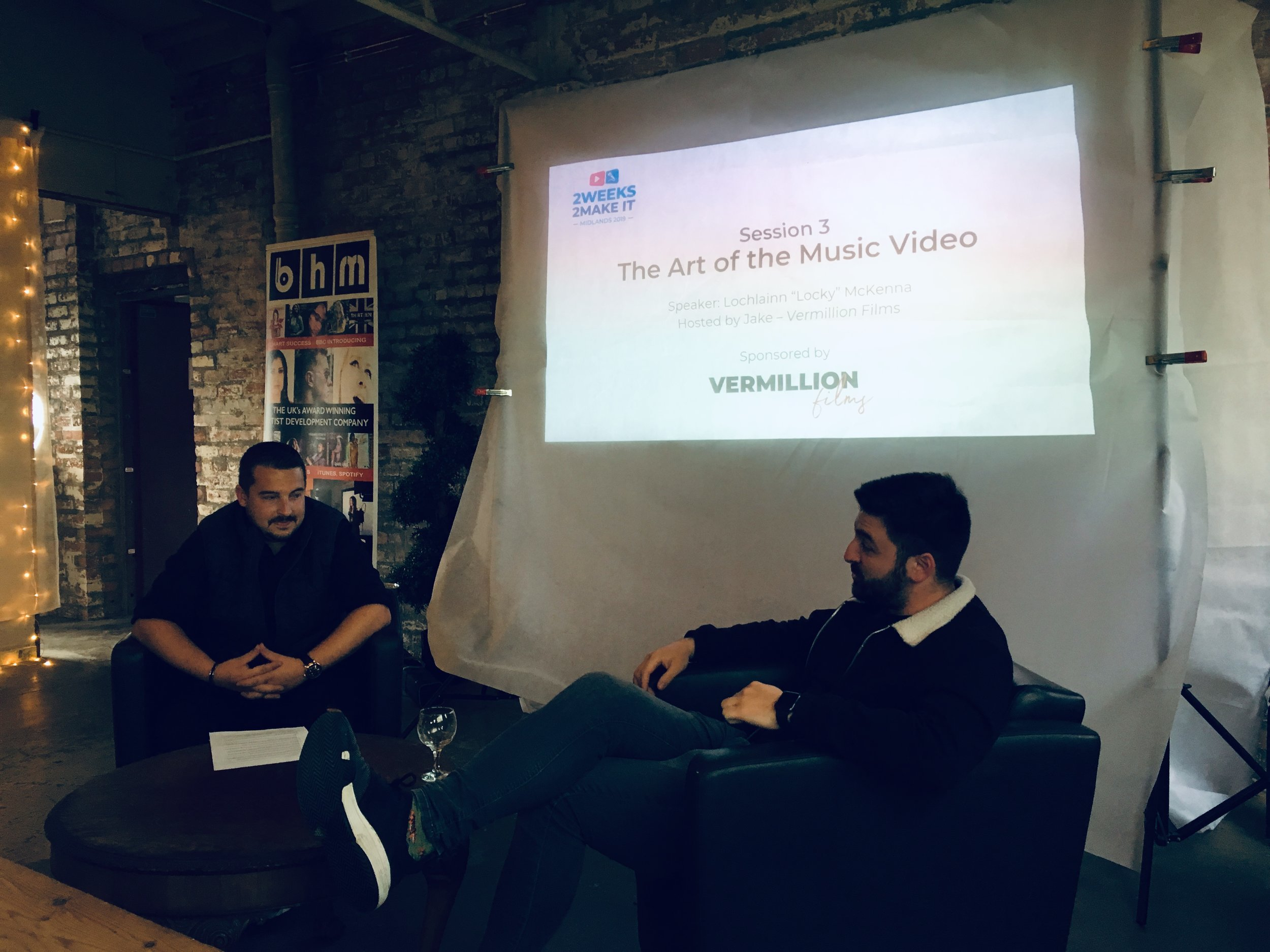 Jake from Vermillion and Locky discuss Locky's meteoric career rise