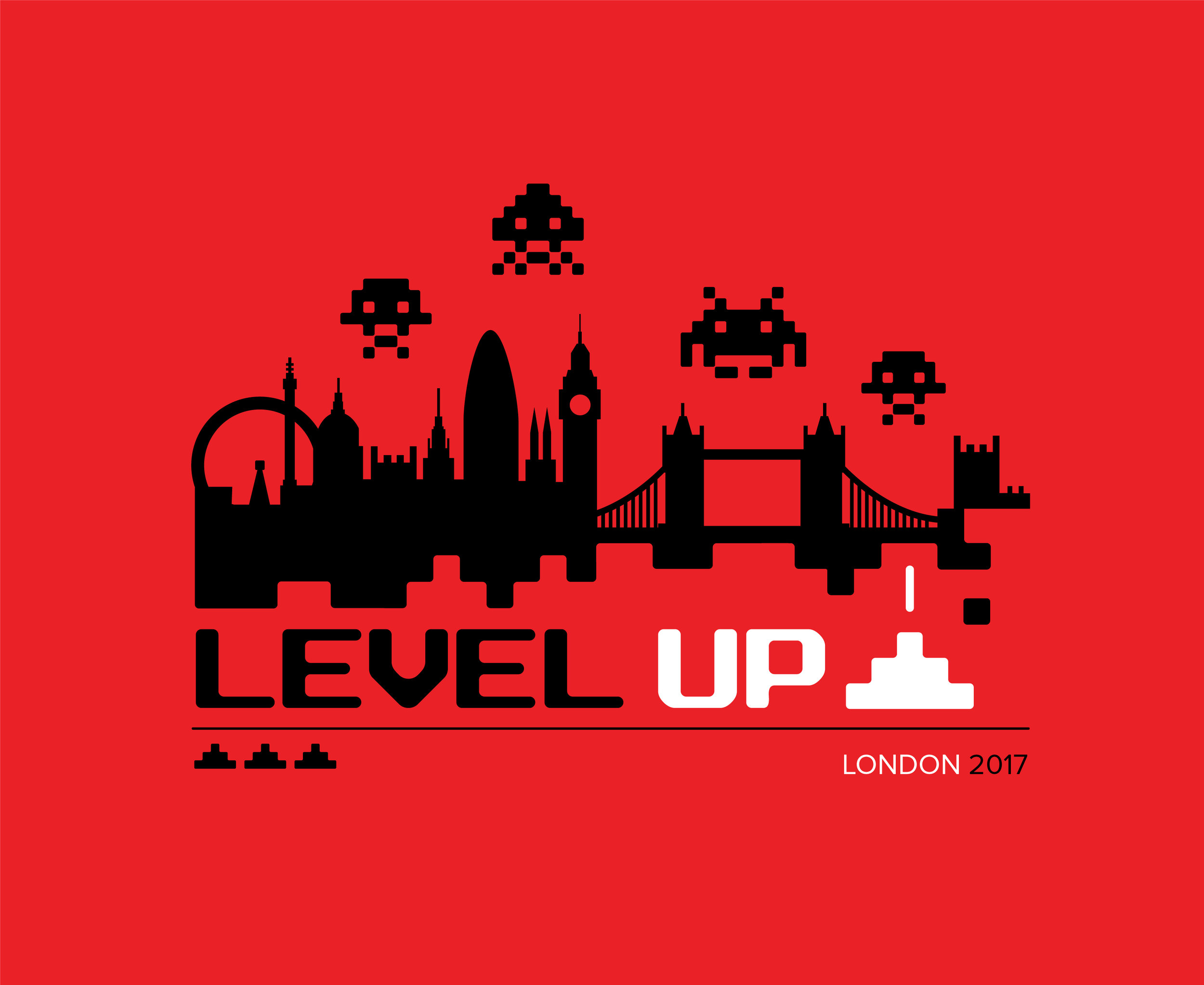 Level up graphics  - Cloudsec, UK