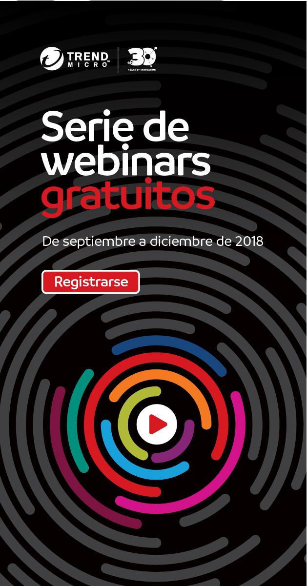 European Webinar Series, Digital Campaign  - Trend Micro