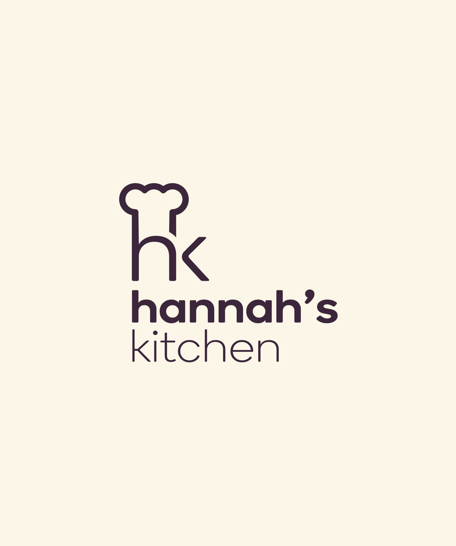 Logo design  - Hannah's Kitchen