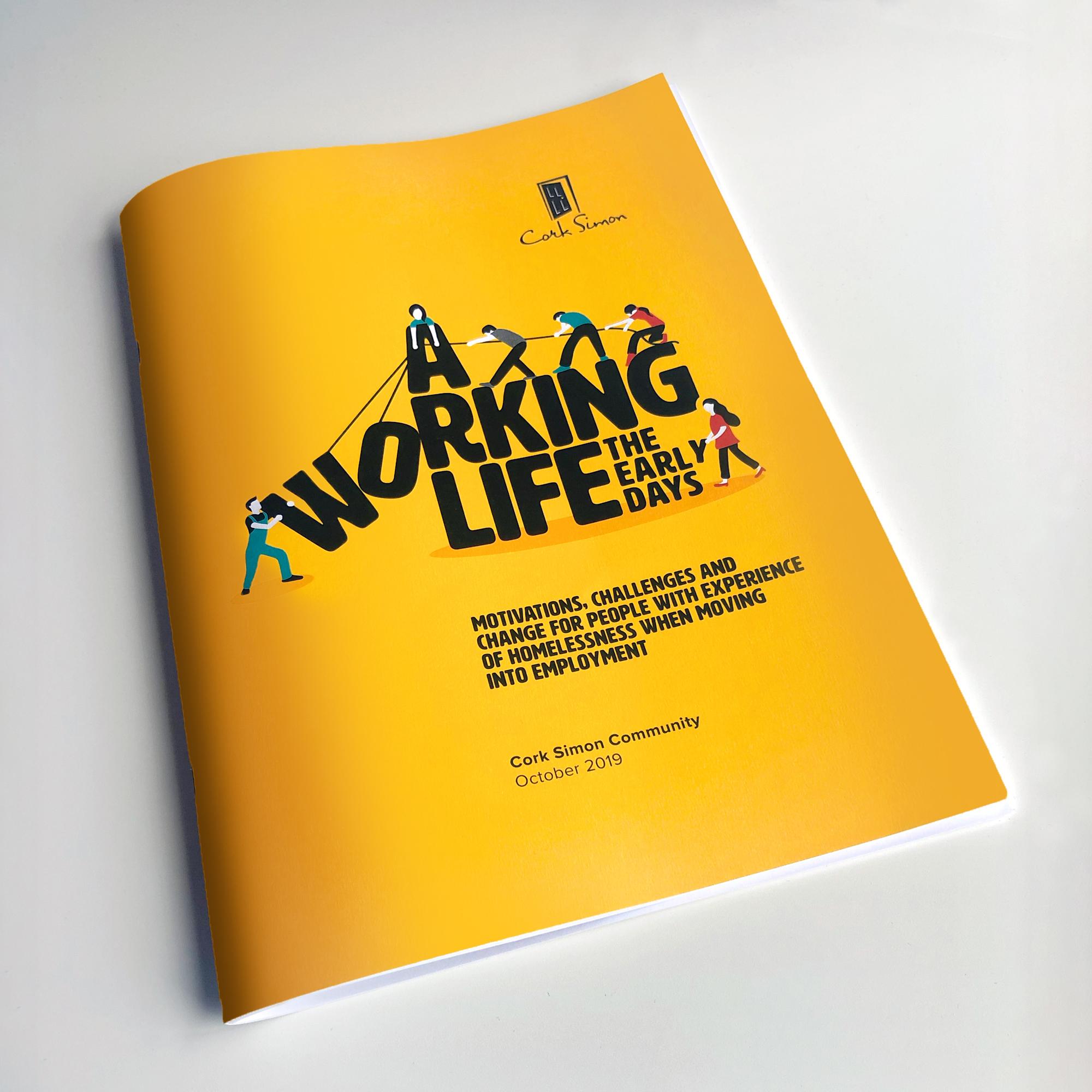 A Working Life -  Cork Simon Community