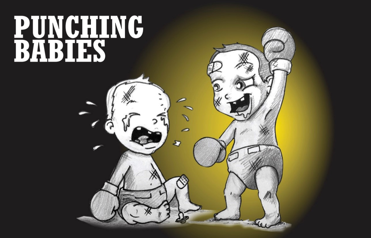 Dan Sterling Games is proud to present Punching Babies!