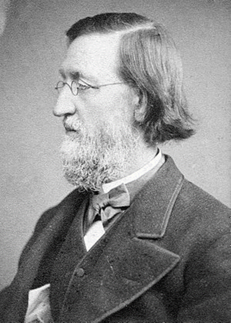 Peter Lesley, Geologist