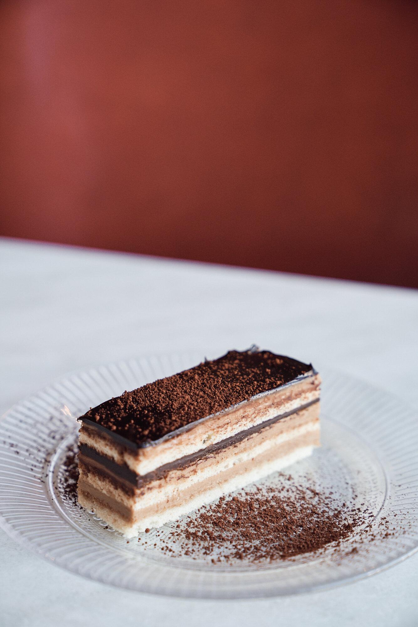Opera cake -