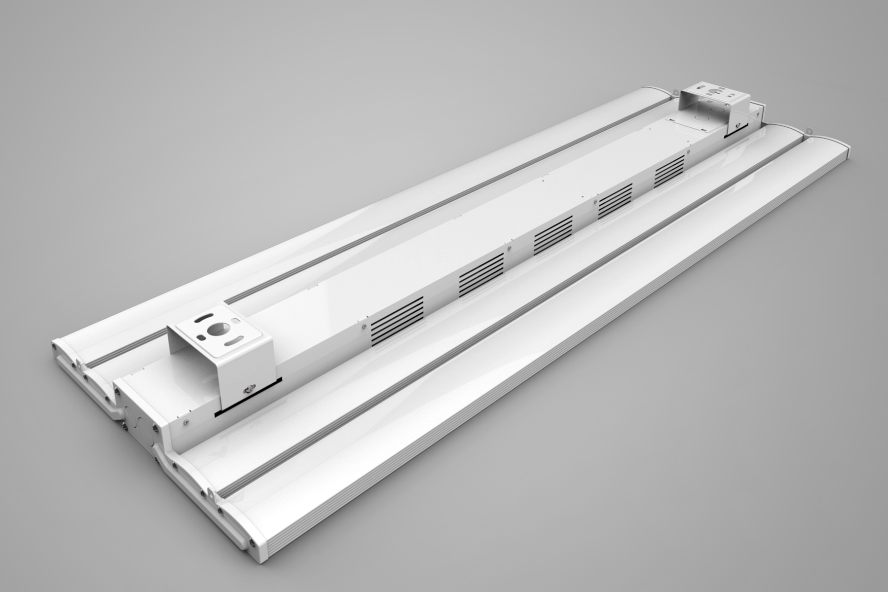 300W Linear High Bay with Surface Mounts
