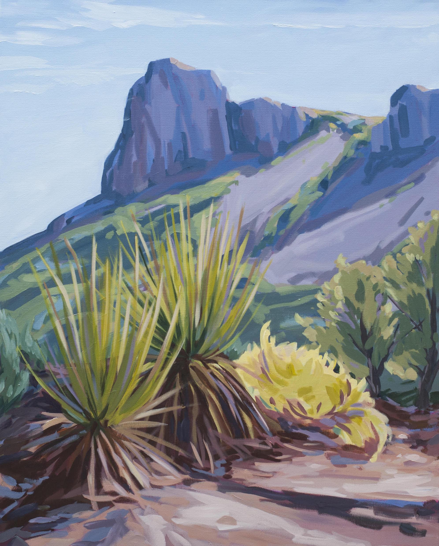 Midnight Yucca - SOLD