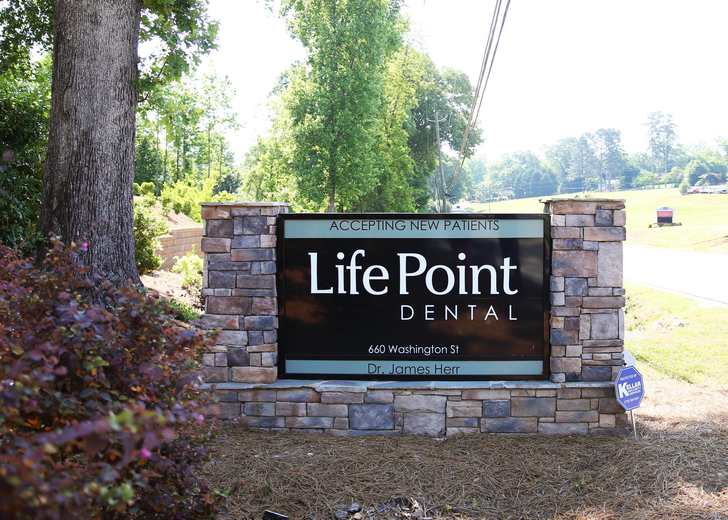 Life Point Dental home to Dr. James Herr- Jefferson, GA