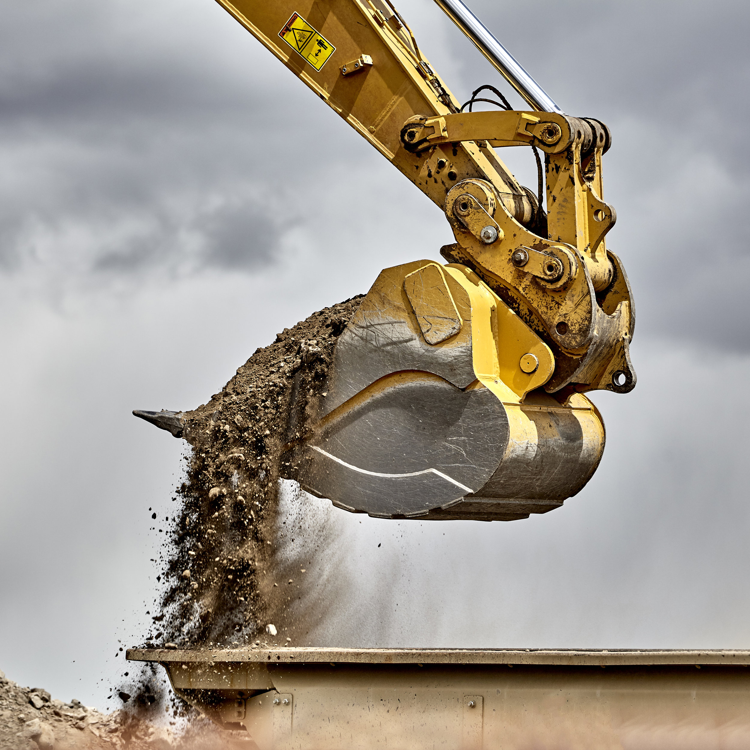 Excavation & Site Preparation   From excavation to grading to backfilling, we will make sure that your lot is optimally prepared for building. We consider all elements when preparing a building site, to ensure that your dream home is built properly right from the start.    LEARN MORE