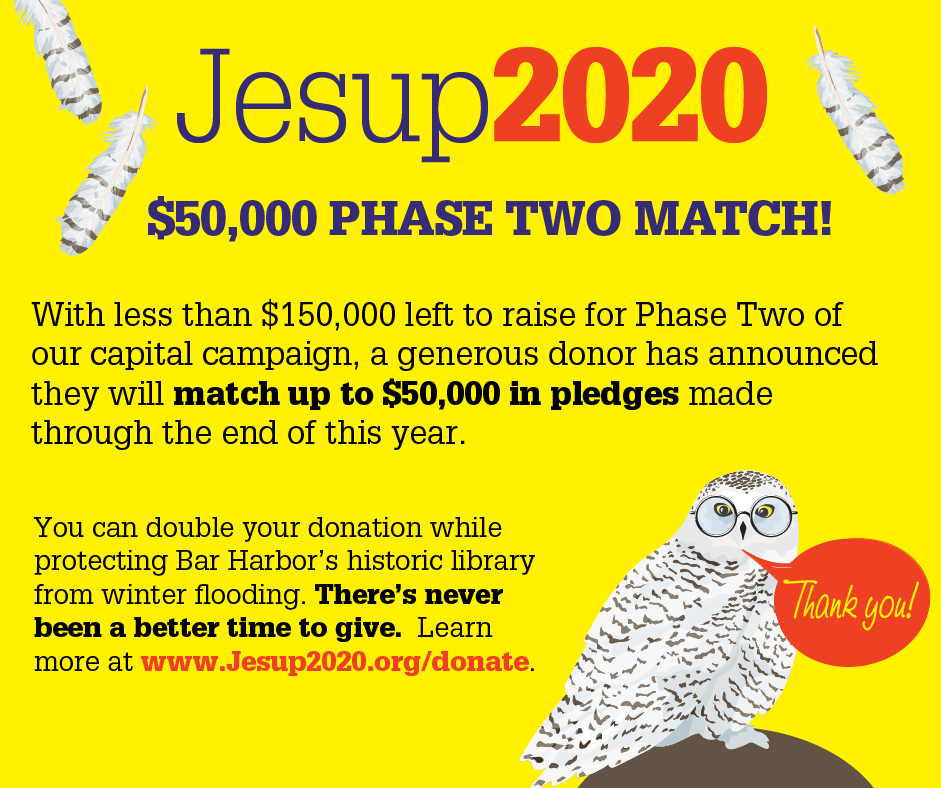 Jesup 2020 50k Match October 2019 - for social media.png