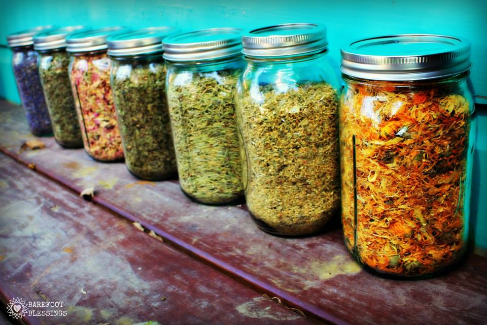 Organic Herbs - Custom Blended
