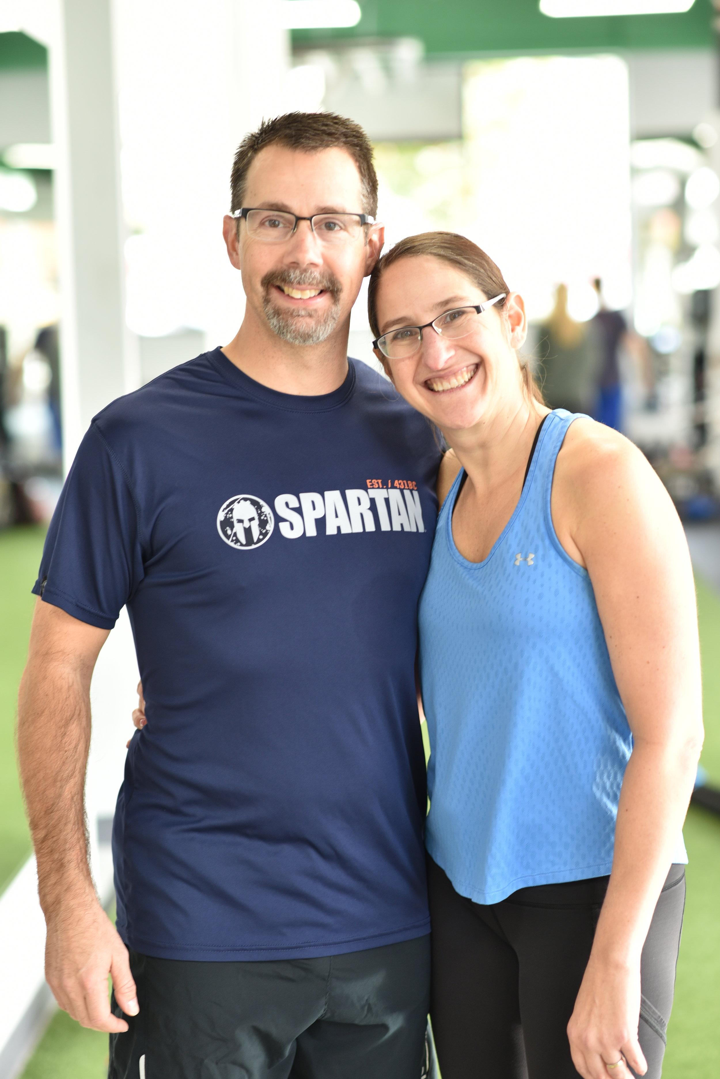 Husband & Wife Dream Team, THE BOGIE'S