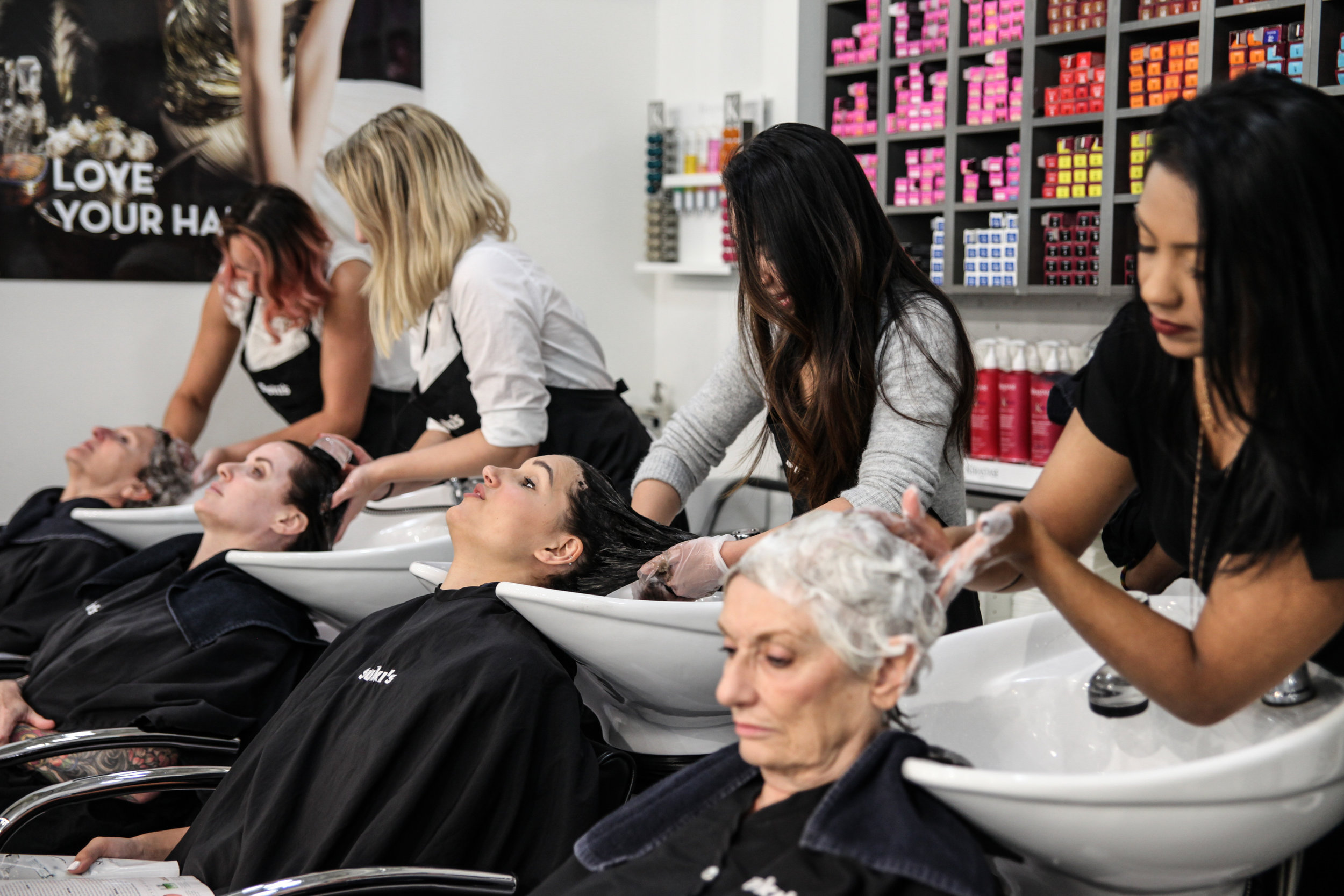 Suki's Salons | Careers | Apprentice Program