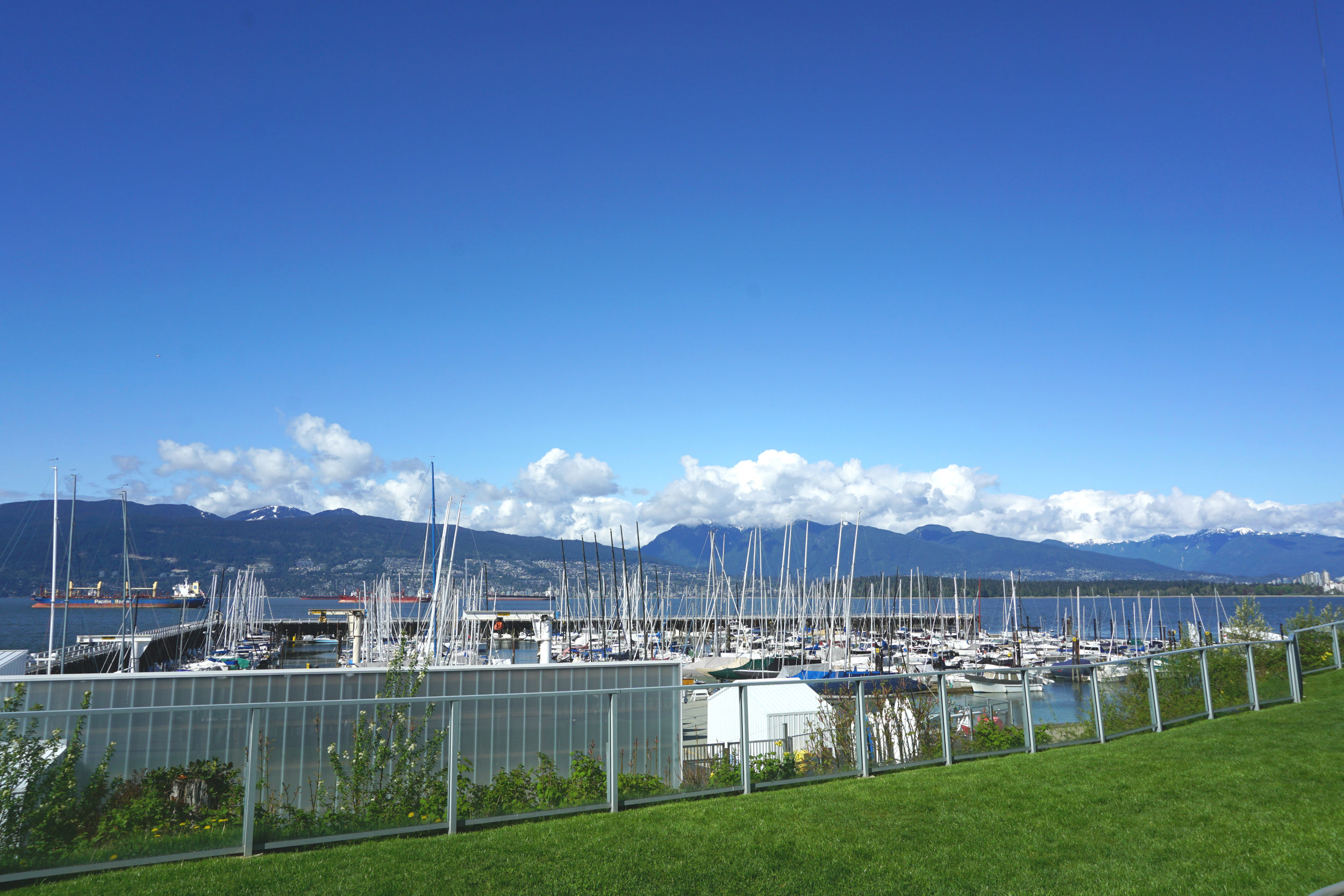 Royal Vancouver Yacht Club | Sukis Salon |