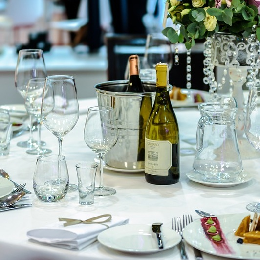 Banquets, Rooms & Catering -