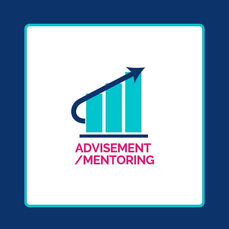 ADVISEMENT & MENTORING - Invest in your career success with personal coaching.· Your personal Customer Success career begins with Mentoring, whether you're a new leader, Customer Success Manager, or looking to break in to the field.