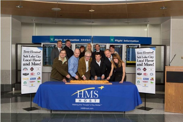 HMSHost Unveils Local Flavor and More at Salt Lake City International Airport