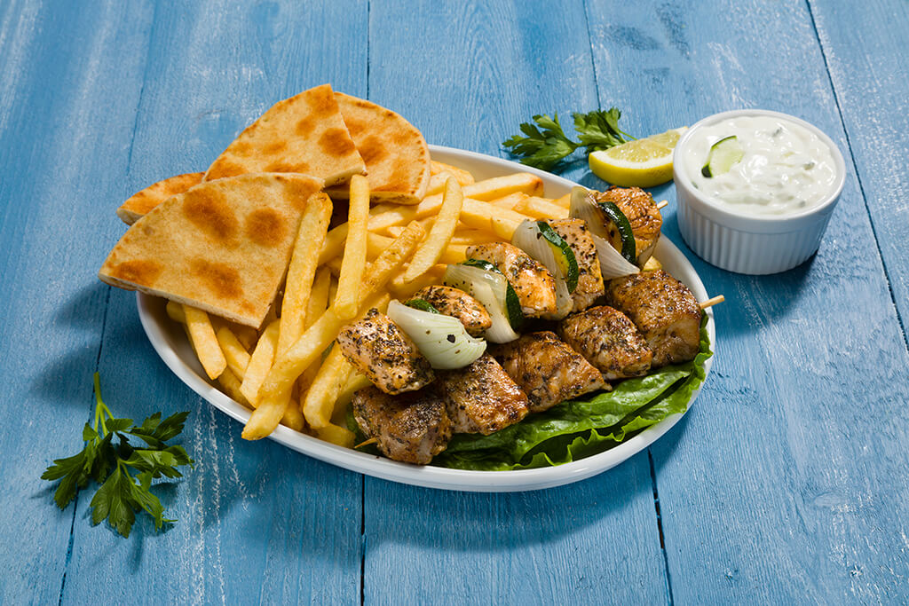 Deseret News Dining Out: Greek Souvlaki
