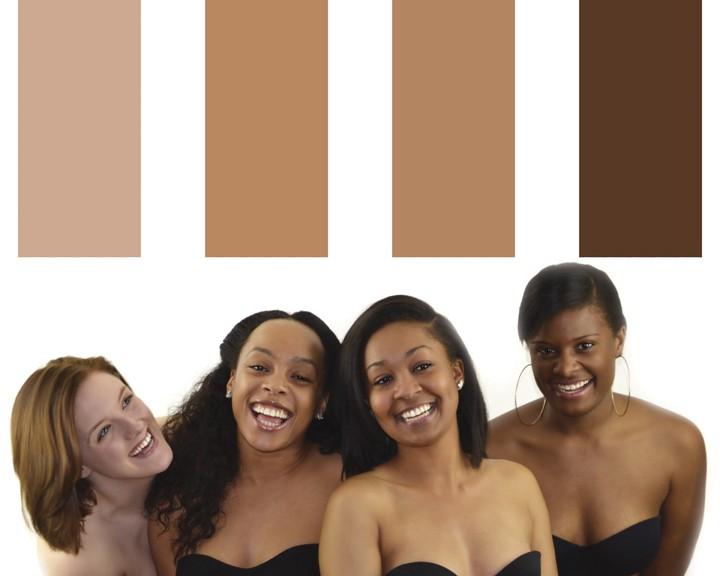 """Spectrum"" Models: Kristi, Caitlin Rose, Ashlee Nicole, Khris Renee"