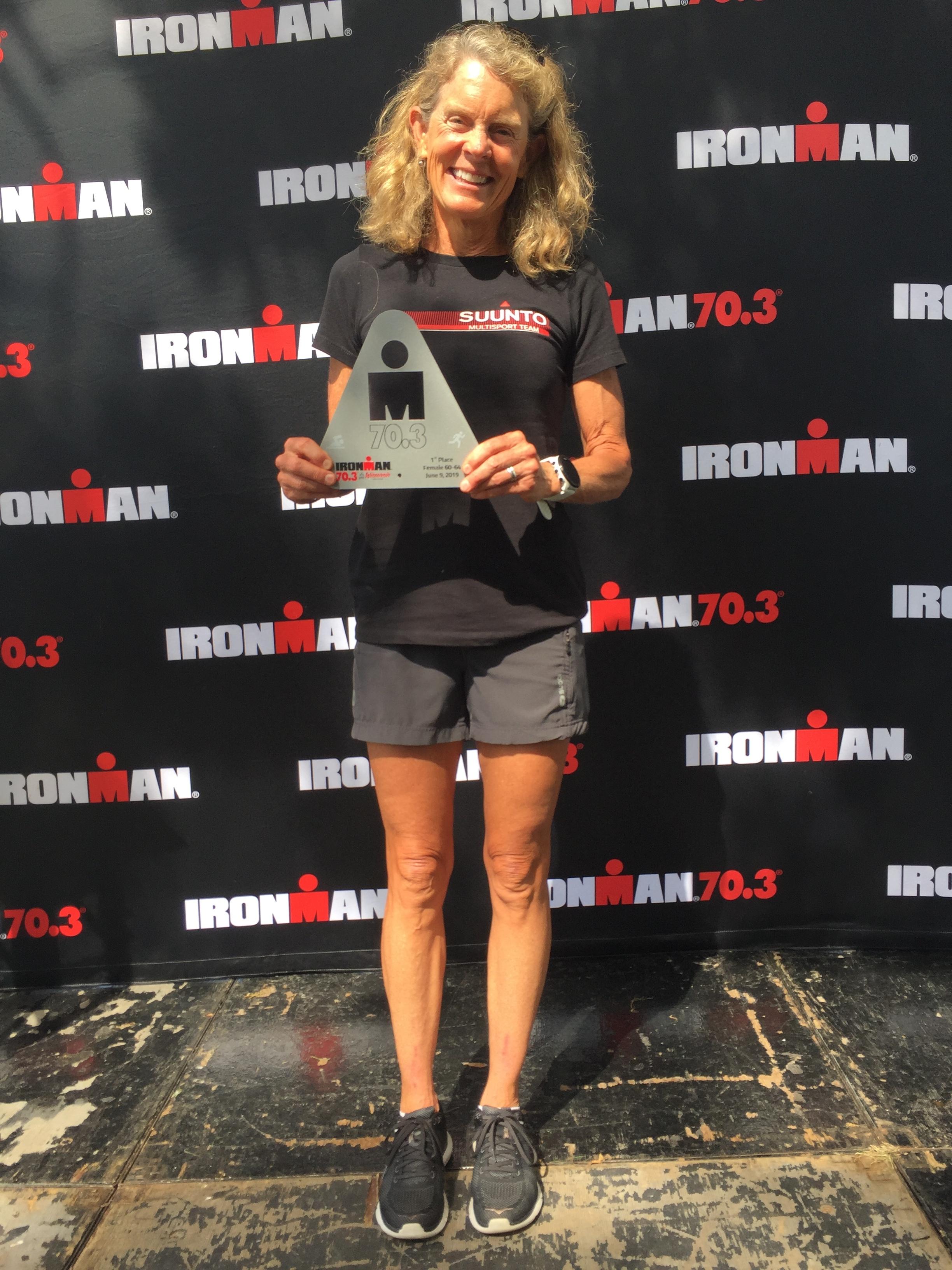 Ellen Hart back to doing what she loves best - racing