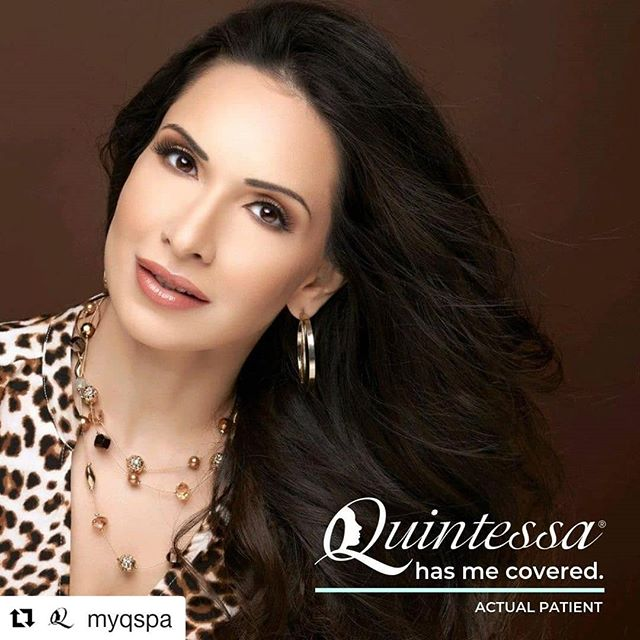 """Thank You @myqspa!! I love you guys!! #skinfirstmakeupsecond #beautifulskinisthebestmakeup  #Repost @myqspa (@get_repost) ・・・ ✨ BEST FACE FORWARD ✨⠀ """"I don't really have the time to spend hours on my skin-care,"""" Shailja Tiku, Mrs. Wisconsin International 2019 admits. ⠀ 🔸(📸: @mrswisconsin.intl.2019 )⠀ Given a busy lifestyle as a mother, wife, researcher, doctoral student, and preparing for International Competition in July. ⠀ 🔸⠀ """"It pays to have a simple skin-care regimen. One that does not feel like a job, but provides the added benefits to hydrated and relaxed skin. Medical Grade Skincare and Laser Treatments keep my skin looking young and glowing. I am confident in my skin, and I know that Quintessa has me covered.""""⠀ ⠀ 🔸⠀ STAY TUNED!⠀ MYQUINTESSA.COM⠀ 🔸⠀ #myquintessa #myqspa #quintessa #mequon #sheboygan #delafield #madison #middleton #actualpatient #International2019 #MrsWisconsin  #beauty #skincare #skin #botox #antiaging #spa #juvederm #fillers #aesthetics #love #medicalspa #wisconsin #southernwisconsin #milwaukee #pretty #beautyqueen"""