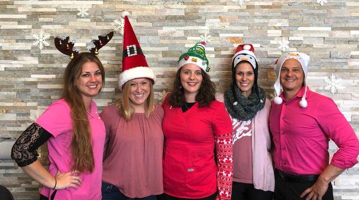 ET Chiropractic Team at Christmas.jpg