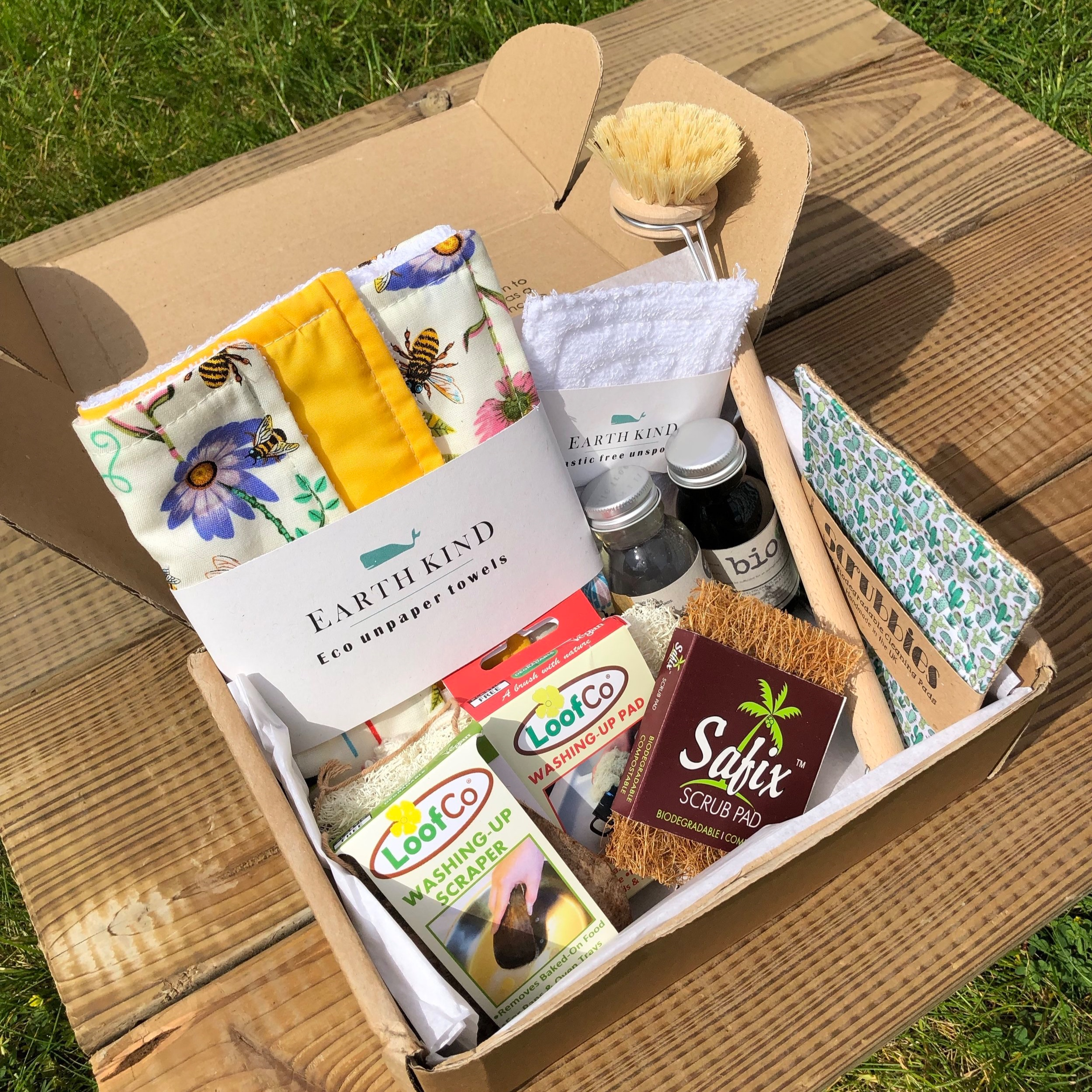 Purchase a past box - We will release any extra boxes we don't send to our lovely subscribers here for anyone to purchase. However to ensure that you always get an EcoExciting box you should become a subscriber.