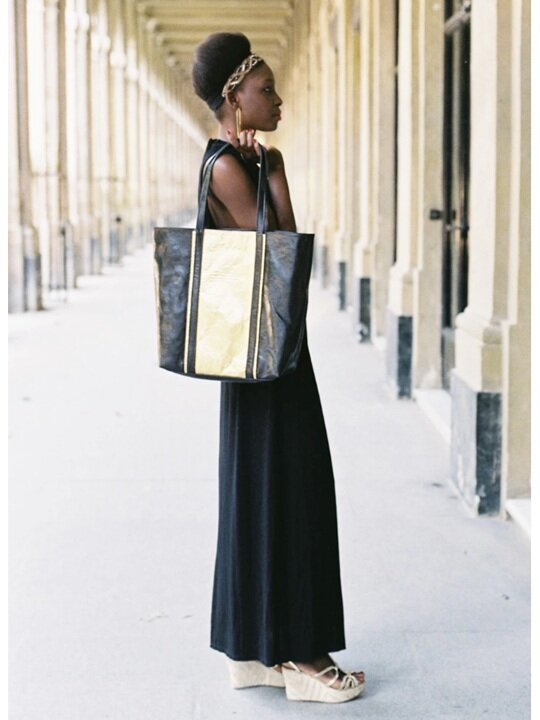 CAMILLE VEGAN BAGS   Made in France with organic and sustainable material such as Pinatex.
