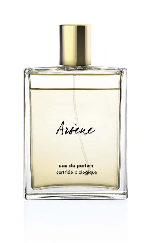 MONSIEUR ARSENE   Organic Certified (Cosmos Organic)  The Eau de Parfum  Arsène  is a very fresh fragrance, an explosion of citrus notes, of which the main is the green orange.