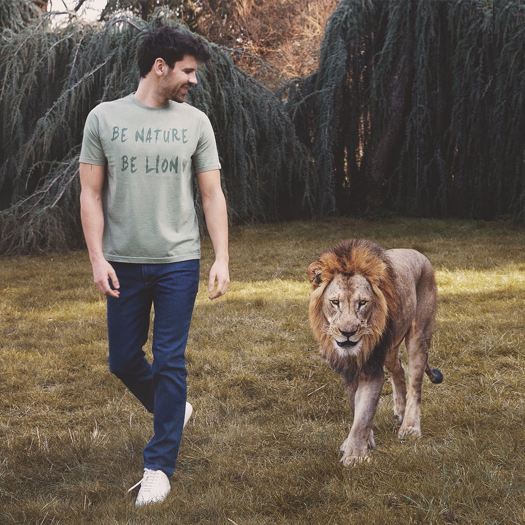 """GREEN LION   """"Green Lion's objective is to unite a committed community of fashion  consumer/actors  who support  transparency , ethical behavior and  environmental  protection."""""""