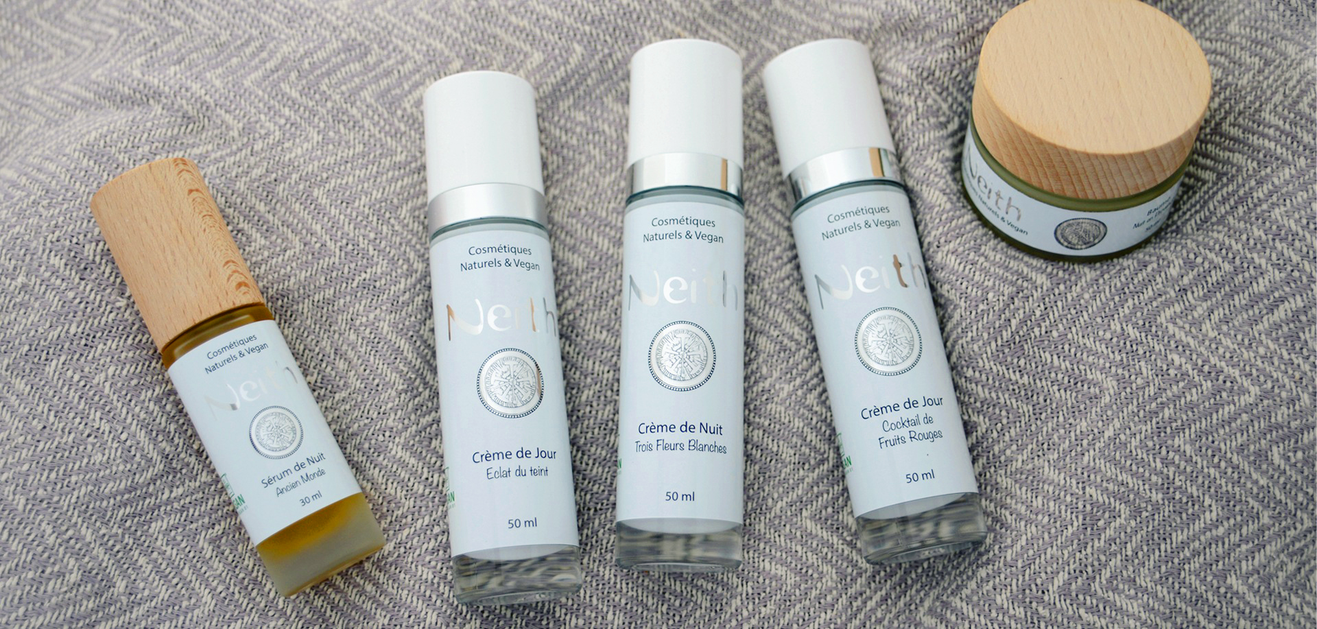 NEITH   Natural beauty product, Made in France.