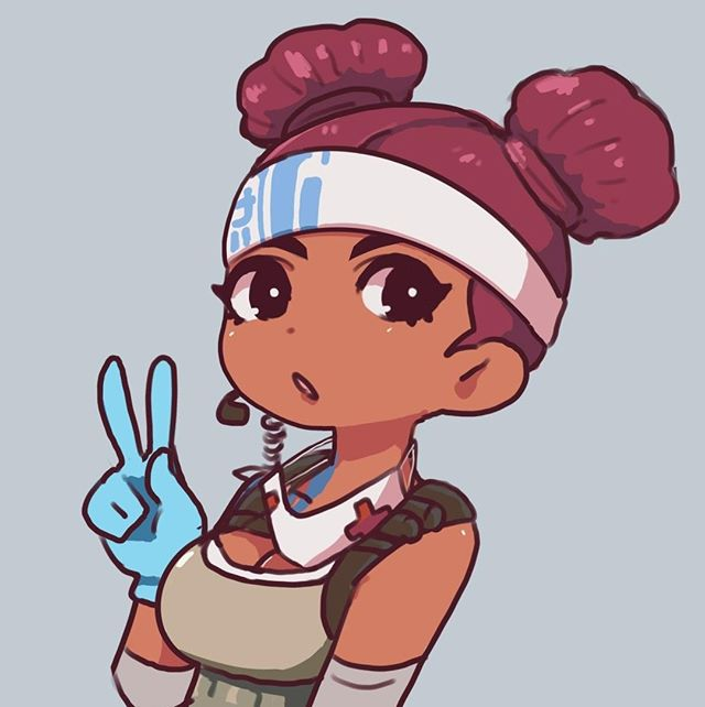 Lifeline looking cute. Might delete later. By the talented @naorikoart⠀ ⠀ #lifeline #apexlegends #apex #battleroyale #apexlegendsart #videogames #apexlegendsgame #apexlegendsmemes #apexlegendscommunity #fanart #art #drawing #anime #digitalart #digitalpainting