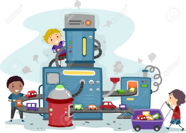 11197737-Illustration-of-Kids-Playing-in-a-Toy-Car-Factory-Stock-Illustration-600x432.jpg