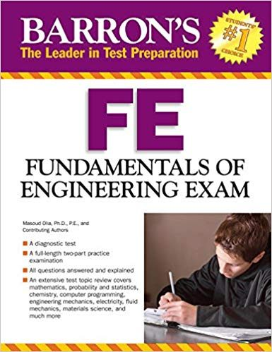 The Fundamentals of Engineering Exam — my key to becoming a patent clerk!