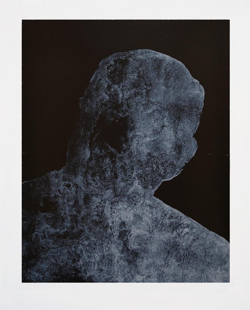 Gjenganger , lithograph, 40 x 50 cm, 2019. Ed. 100.