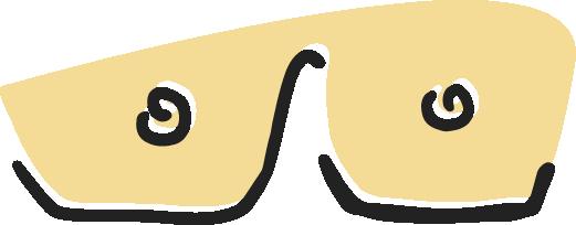 golden tassle: #f8df8d