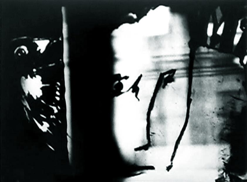 Lis Rhodes,  A Cold Draft  (still), 1988. Courtesy of the artist.