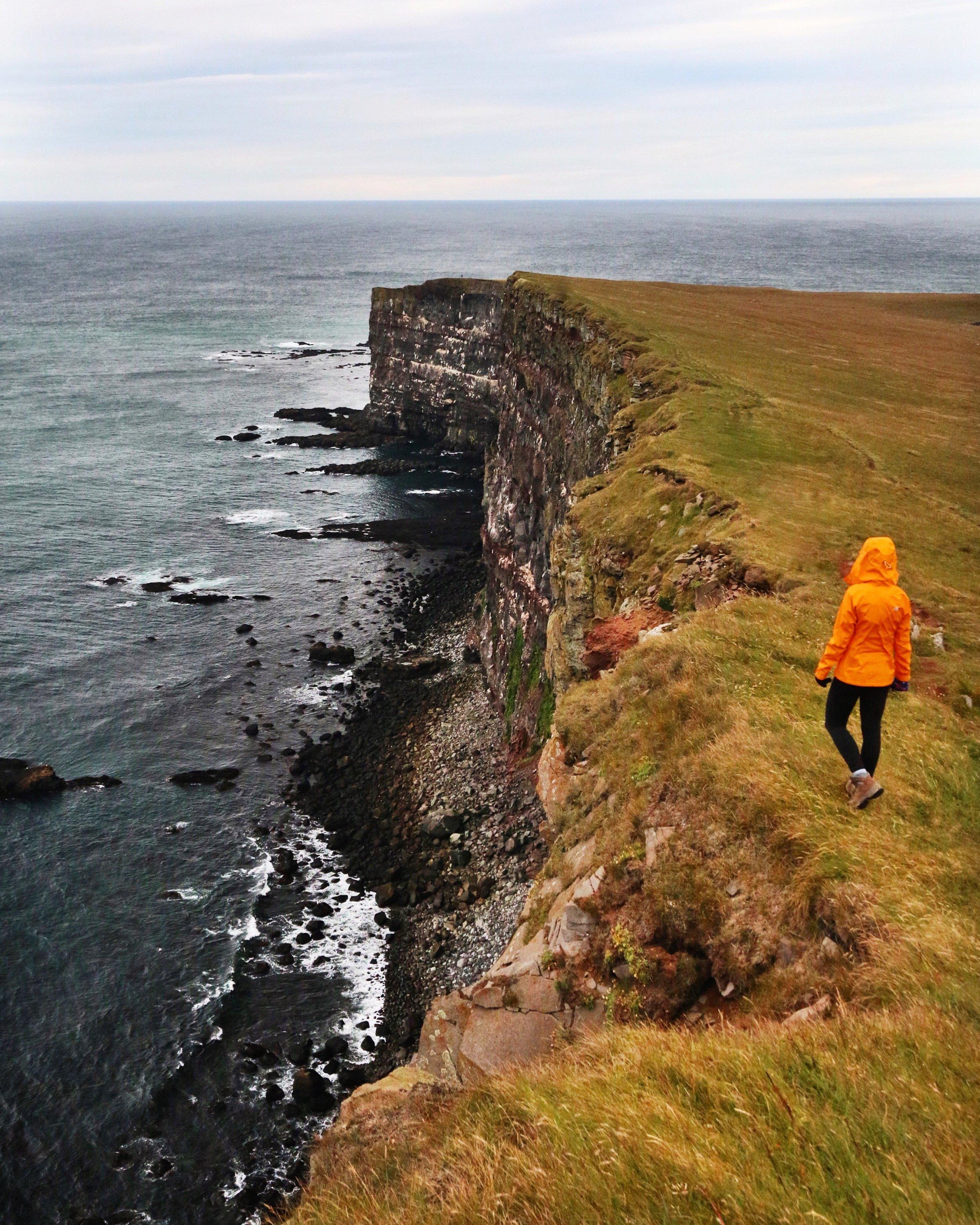 cliffs-iceland