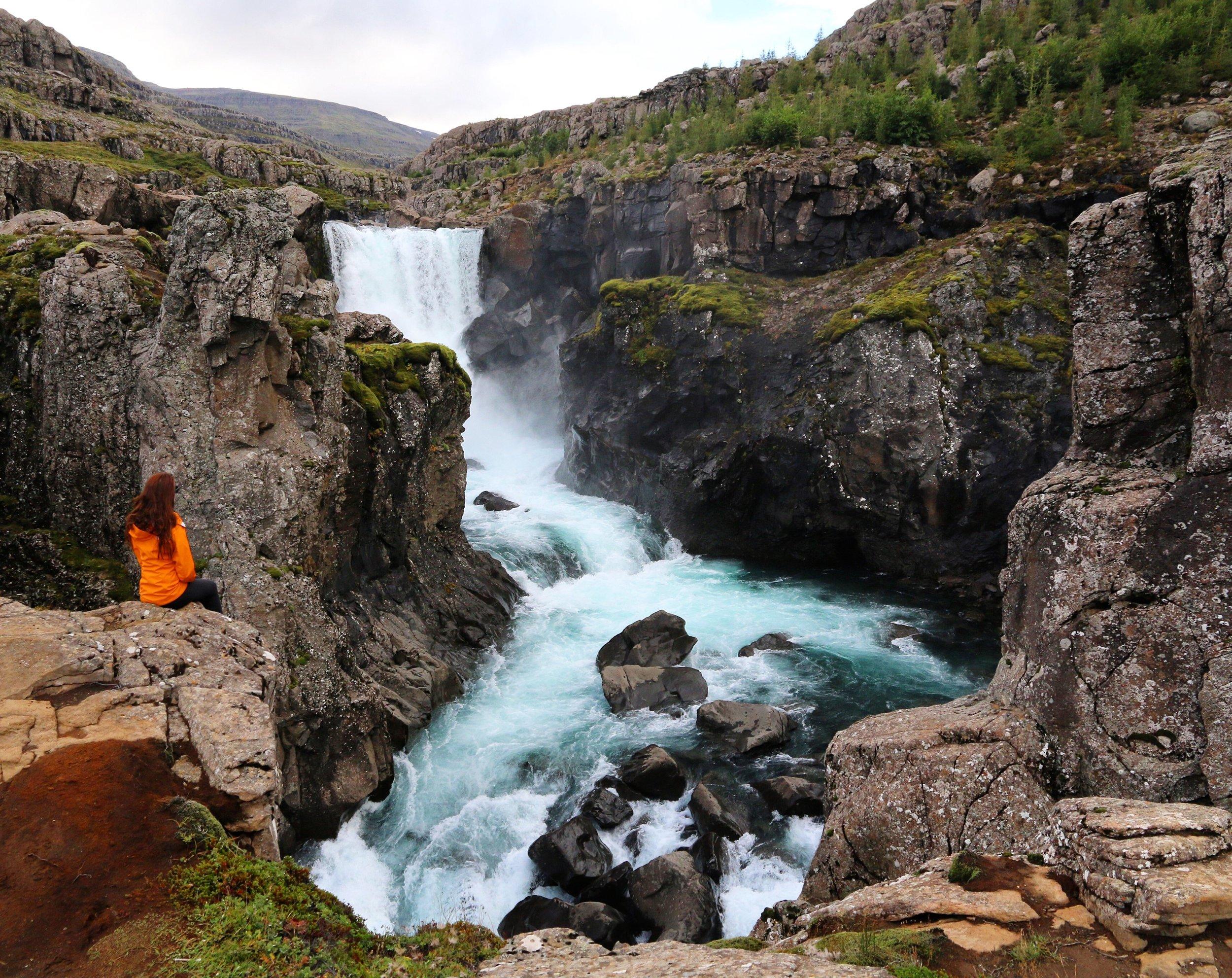 iceland-waterfalls