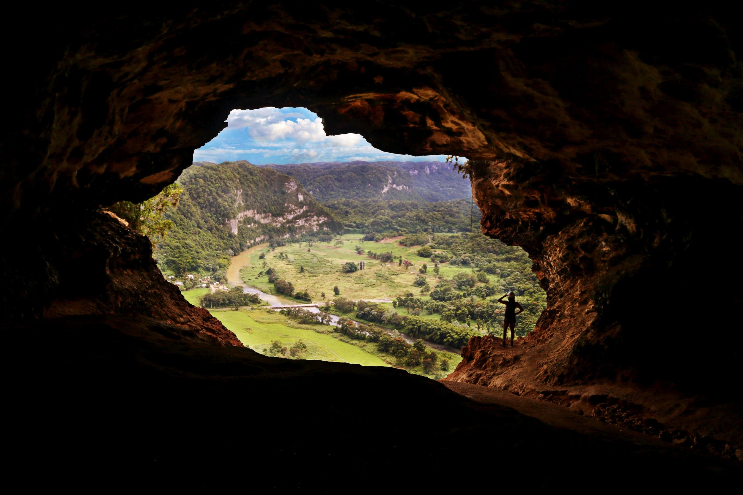 The Window Cave - A must see in Puerto Rico $20 entrance fee
