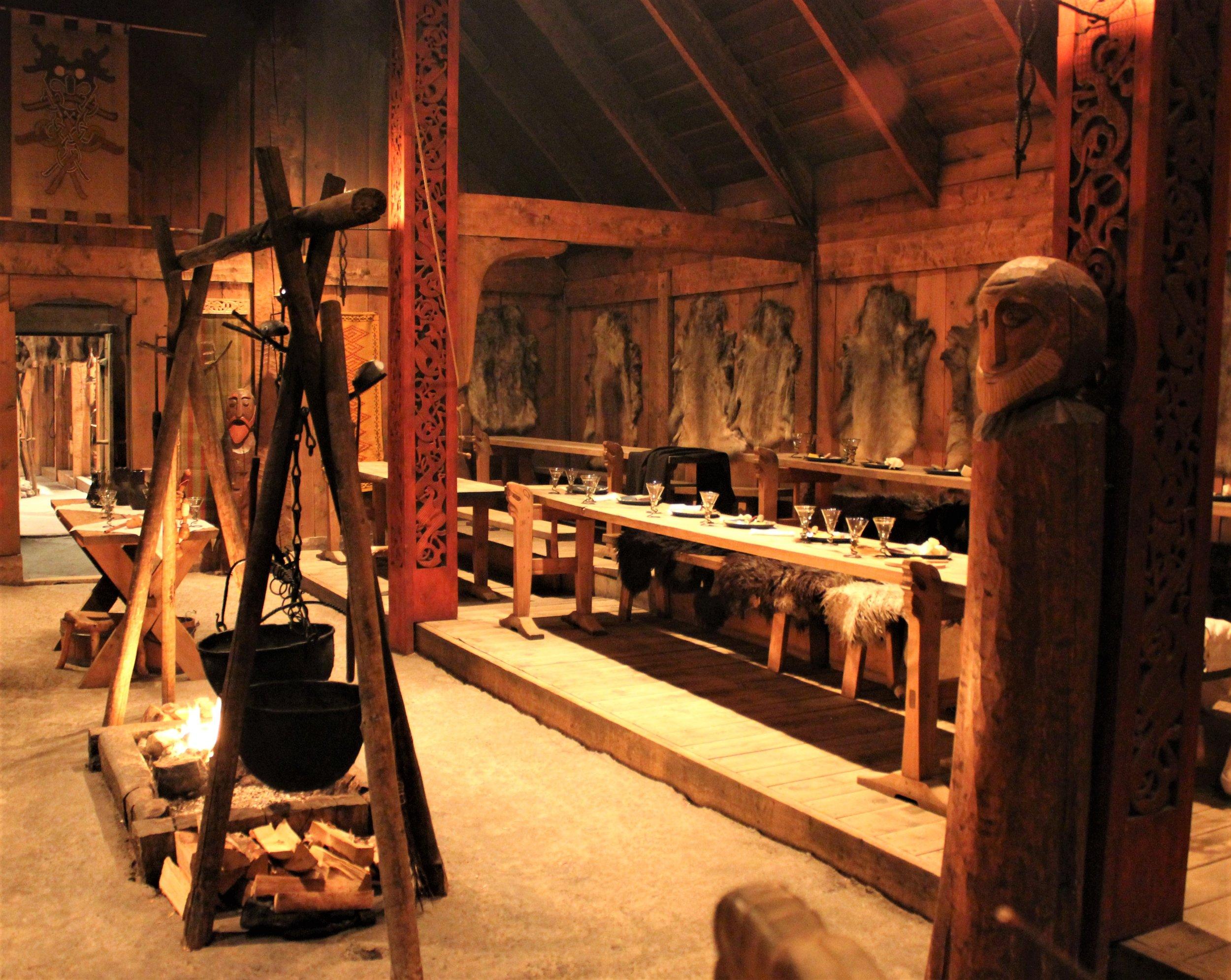Lofotr Viking Feast, Norway